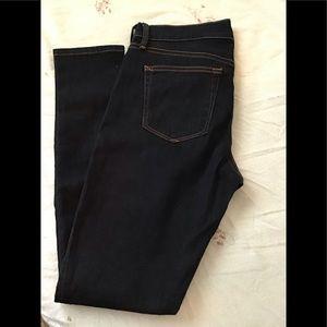 NWOT GAP 1969 legging jeans 28/6